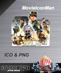 Star Wars Rogue One (2016) Folder Icon