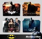 Batman Movie Collection Folder Icon Pack #1