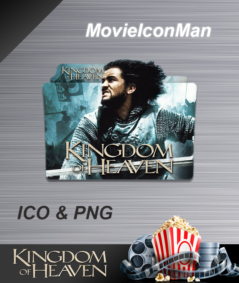 Kingdom Of Heaven 2005 Folder Icon By Movieiconman On Deviantart