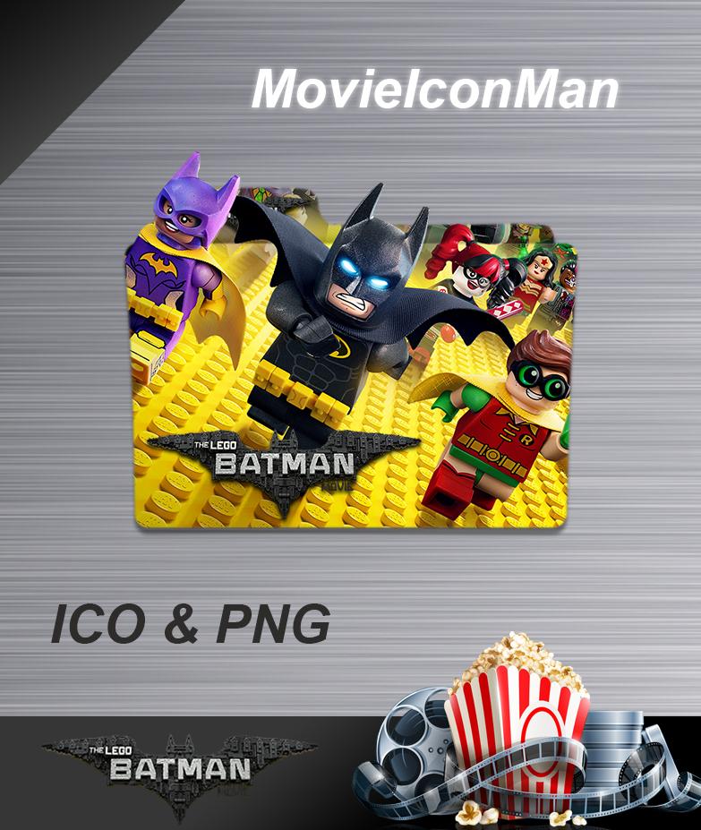 The Lego Batman Movie (2017) Folder Icon by MovieIconMan ...