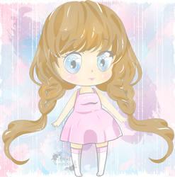 Cute chibi art ~