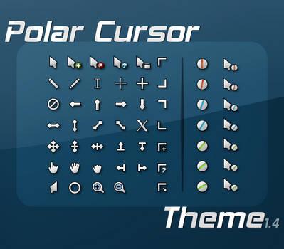 Polar Cursor Set for Windows
