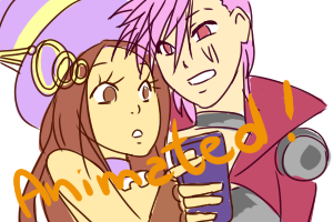 Vi x Cait [animated] by SpigaRose