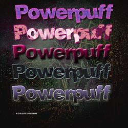 +5 Powerpuff Styles