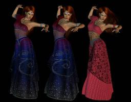 Gypsy Dancer 1 by Crystal-Visions