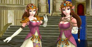 Zelda Twilight Princess By MoogleOutFitters