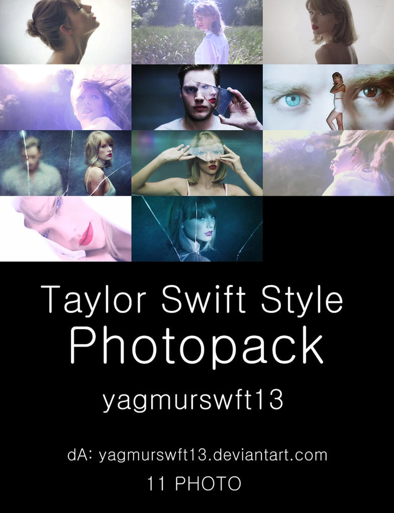 Taylor Swift Style Photopack - yagmurswft13 by yagmurswft13 on DeviantArt