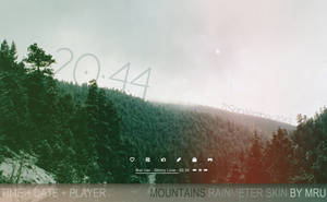 Mountains  by MartynaMru