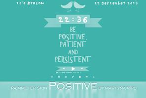 Positive  by MartynaMru
