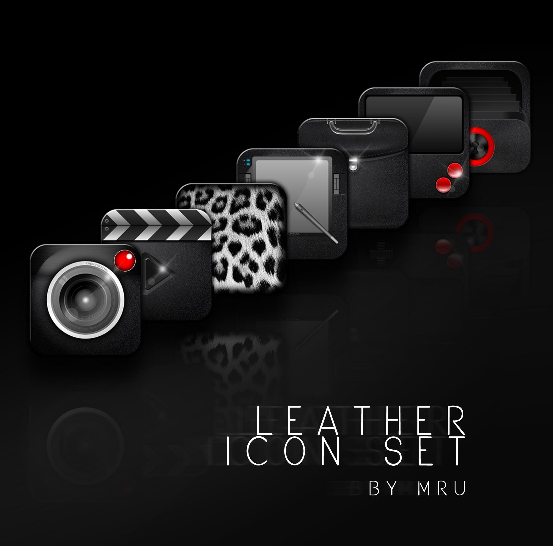 Leather by MartynaMru