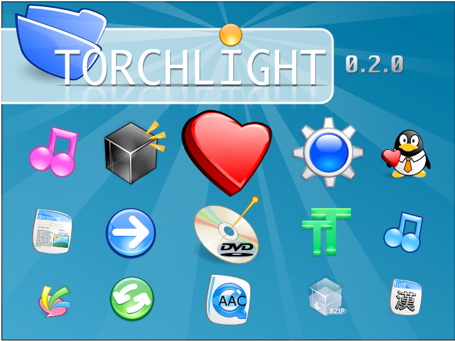 Torchlight by Phytonix