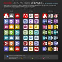 AdobeCS6 Urbanized by glange65