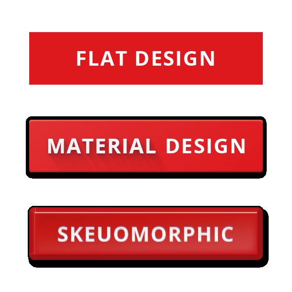 Design Style Comparison