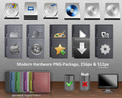 Modern PNG Pack by Berlin19