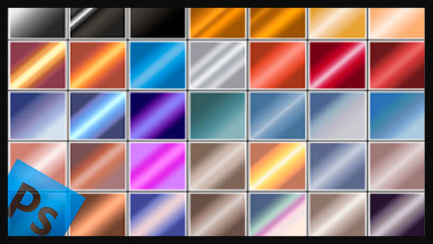 Free Pack 6000 photoshop gradients