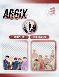 AB6IX (B:COMPLETE) - PNG PACK by cupidwhyhiding
