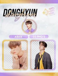 DONGHYUN (AB6IX) B:COMPLETE - PNG PACK by cupidwhyhiding