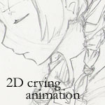 2D Crying test by EpicMyst