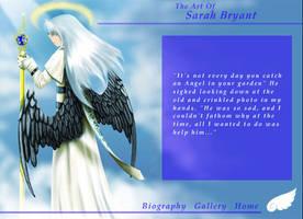 Art copright Sarah Byant... by dragonmun
