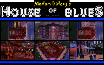 Madam Bidouj's House of Blues by TLK4EVR