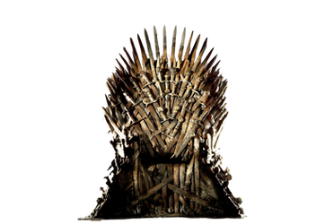 Game of  Thrones ~ The Iron Throne PNG by wishfulrose