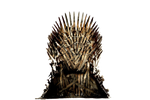 Game of  Thrones ~ The Iron Throne PNG