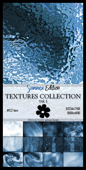 2007 SUMMER EDITION - Txt Coll by AeneaKeats