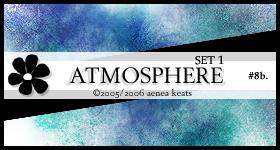 ATMOSPHERE, set 1.