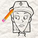 Retro Cartoon 3