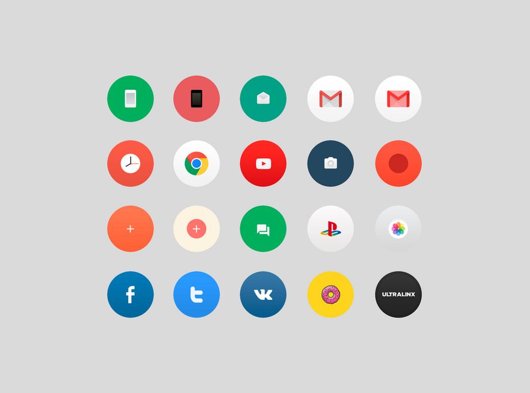 Dizl Icons by QuantumIB