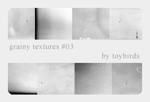 Grainy Textures 03