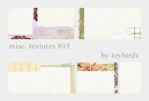 Misc. Textures 03