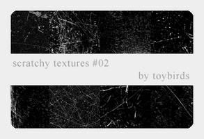 Scratchy Textures 02 by toybirds