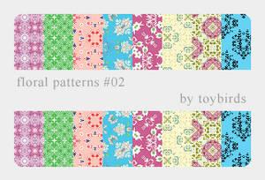 Floral Patterns 02