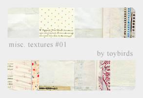 Misc. Textures 01
