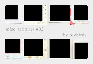 Misc. Textures 02