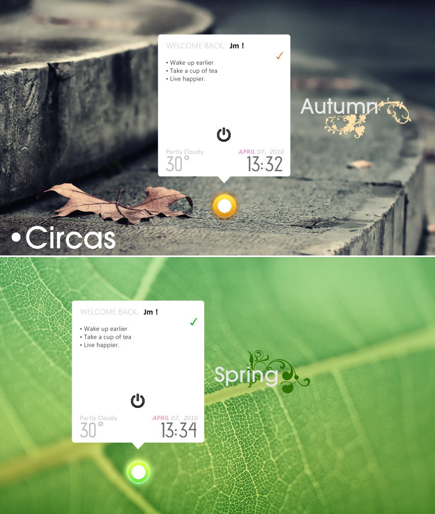 Circas by 0VanillaSky0