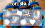 ~FREE | Brushes en PNG  [#02]