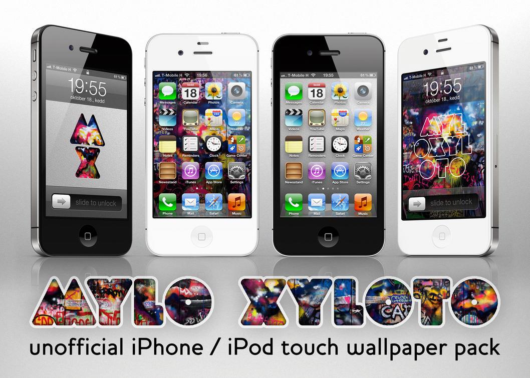 mylo xyloto iphone