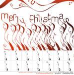 Merry Christmas PHshp Brushes