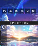 Spectrum for Rainmeter