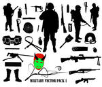 Military Vector Pack 1