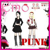 Emo v. punk version 2 by shidabeeda