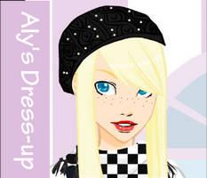 Aly's Dress up by shidabeeda