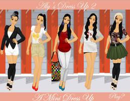 Aly's Dress Up 2
