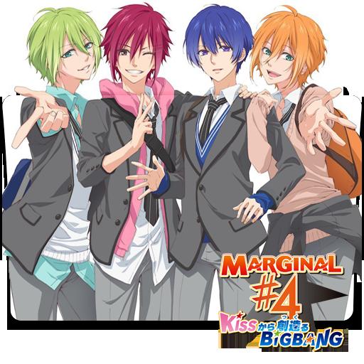 """Képtalálat a következőre: """"Marginal#4: Kiss kara Tsukuru Big Bang ico"""""""