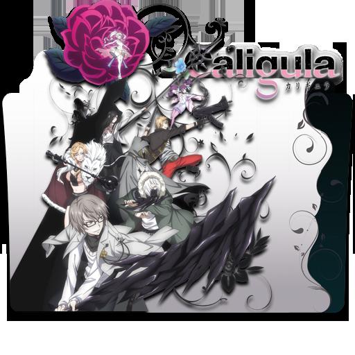 Caligula Folder Icon by HolieK...