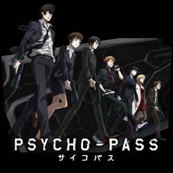 Psycho-Pass Folder Icon by HolieKay