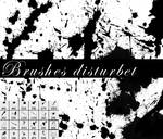 spatter Brush_disturbet