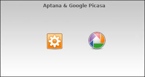 Aptana and Google Picasa Icons